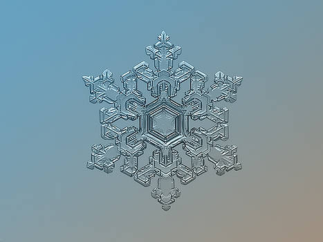 Snowflake photo - Ornate pattern by Alexey Kljatov