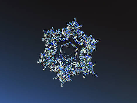 Snowflake photo - Spark by Alexey Kljatov