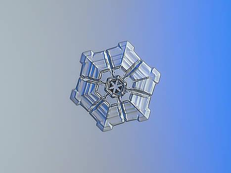 Snowflake photo - Winter fortress by Alexey Kljatov