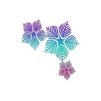 Snowflakes by L L