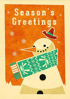 Snowman 2 by Daviz Industries