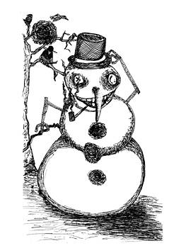 Michael Mooney - Snowman