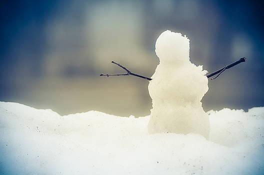 Snowman by Shawn Wood