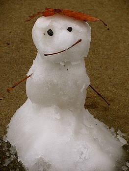Snowman by Sherri Williams