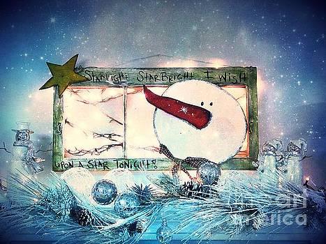 Snowman Starbright by Becky Kurth