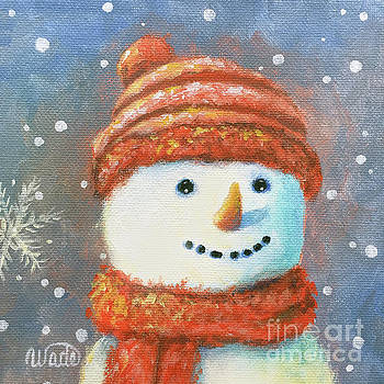 Snowman by Vickie Wade