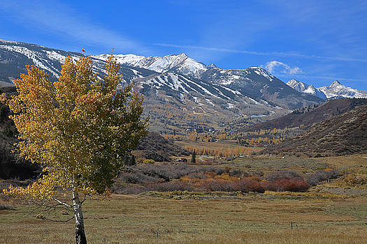 Snowmass, Colorado by Donna Quante