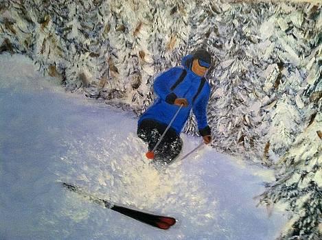 SnowMuchFun by Barbara Joyce