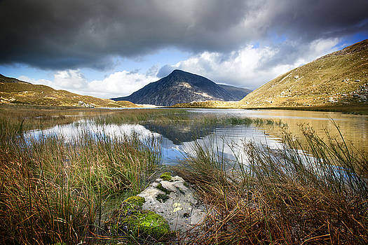 Dominick Moloney - Pen yr ole Wen, Llyn Idwal Snowdonia 12