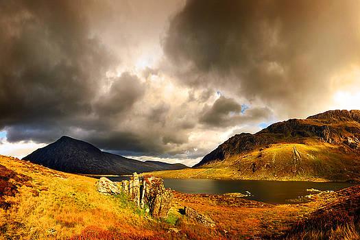 Dominick Moloney -  Snowdonia in autumn