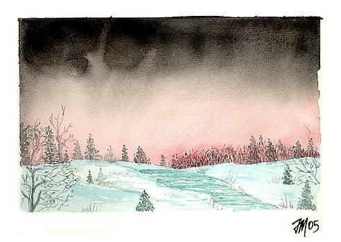 Joe Michelli - Snowscape 001