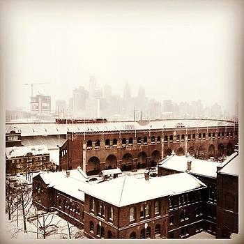 Snowy City by Jen Peterman