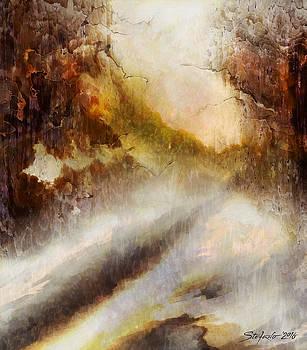 Snowy Impression by Stefano Popovski
