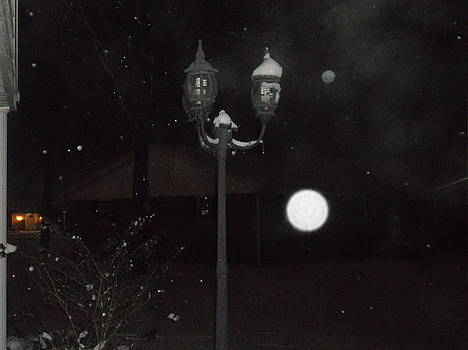 Snowy Lateren by Emma Sechrest