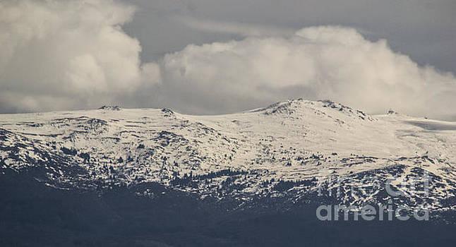 Snowy Peaks by Sonya Staneva