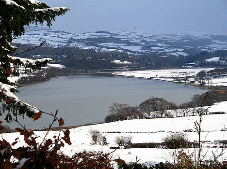 Snowy River Conwy by Gary Rowlands