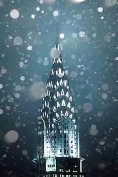 Snowy Spires by Az Jackson