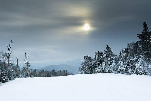 Snowy Sunrise by Connor Koehler