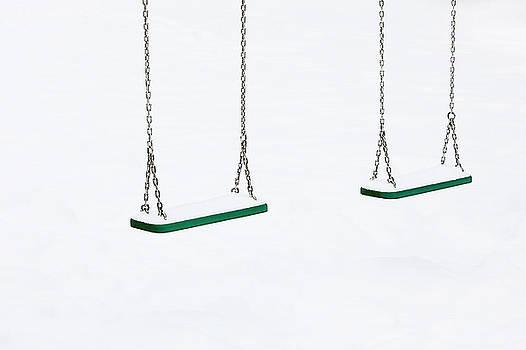 Art Block Collections - Snowy Swings