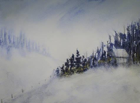 Terry Ann Morris - Snowy Winter