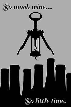 Tom Mc Nemar - So Much Wine So Little Time
