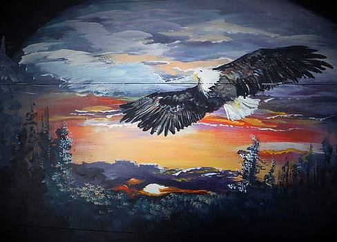 Soar Eagle Soar by Jacqueline Whitcomb