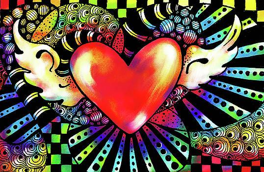 Nada Meeks - Soaring Heart Coloration