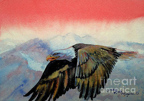 Soaring High by Tracy Rose Moyers