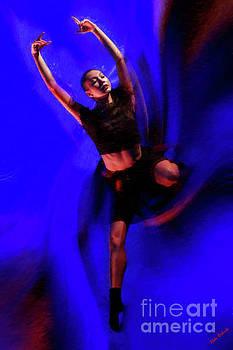 Soaring Though Dance by Blake Richards