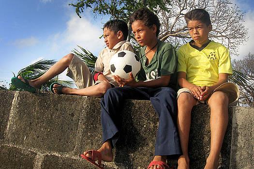 Joel - Soccer Boys
