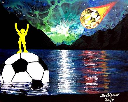 Soccer Love by Teo Alfonso