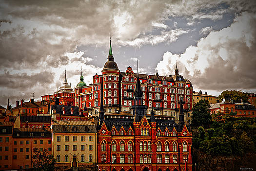 Sodermalm IV by Ramon Martinez
