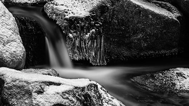 soft and sharp at the Bode, Harz by Andreas Levi