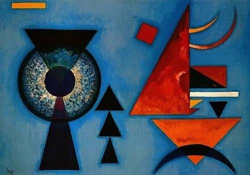 Wassily Kandinsky - Soft Hard