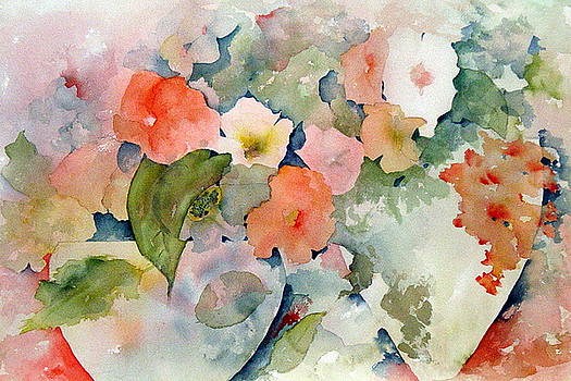 Soft Posies by Stella Ault