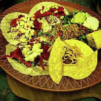 Soft Tacos Al Pastor by Arya Swadharma