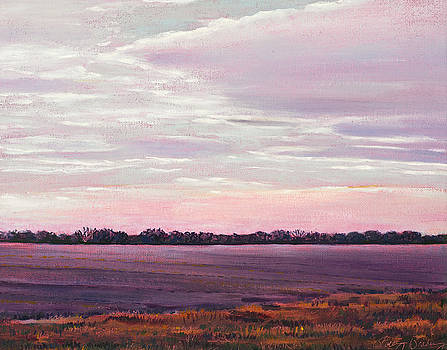 Soft Twilight by Stacey Breheny