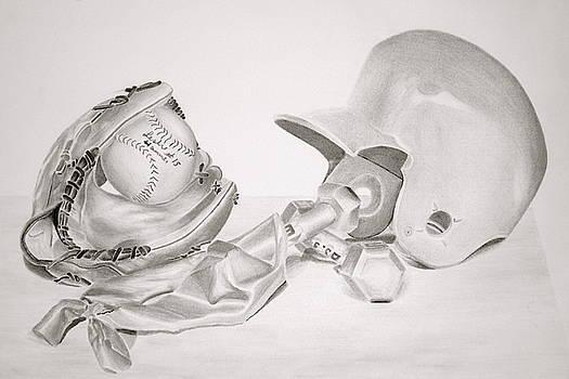 Softball by Leslie Ann Hammer