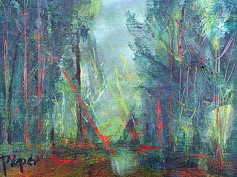 Betty Pieper - Softlit Forest