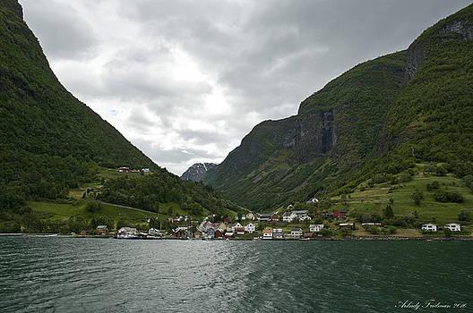 Sognefjord by Arkadiy Fridman