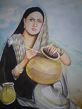 Sohni Mahiwal by Sandeep Kumar Sahota