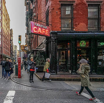 SoHo Afternoon by Jeffrey Friedkin