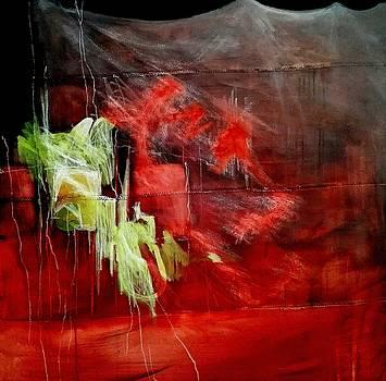 Soho Rain by Helen Syron