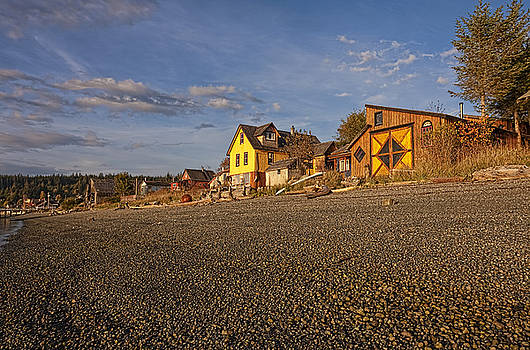 Sointula Foreshore by Darryl Luscombe
