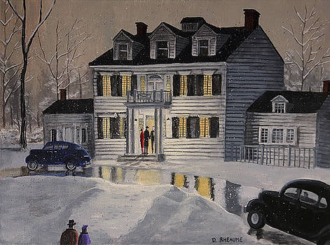 Soiree at Billings Estate by Dave Rheaume