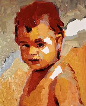 Sun  by Nelya Pinchuk
