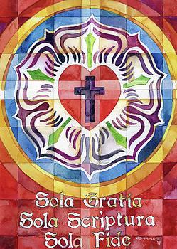 Sola rose by Mark Jennings