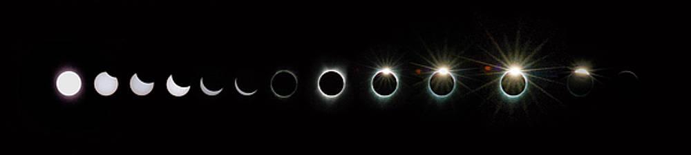 Solar Eclipse 2017 by Doug LaRue