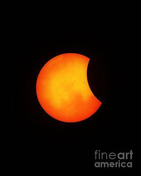 Solar Eclipse 2017 by Kelly Nowak