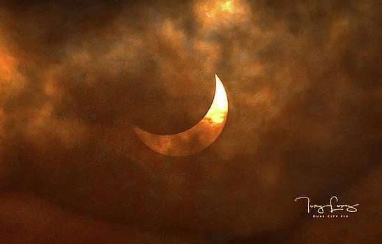 Solar Eclipse 2017 by Tony Lopez